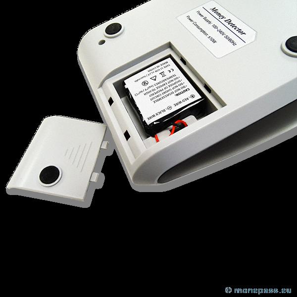 détecteur de faux billets monepass mp-148