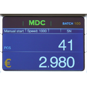 COMPTEUSES DE BILLETS MP-3200_Value